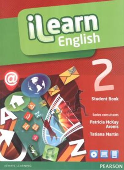 Picture of ILEARN ENGLISH  2 - STUDENT BOOK