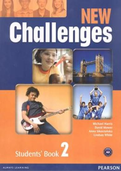 Picture of NEW CHALLENGES 2 STUDENT S BOOK