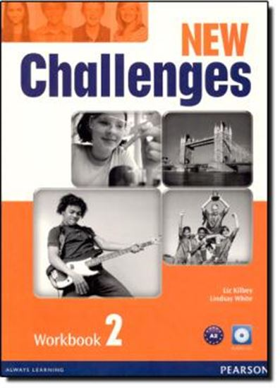 Picture of NEW CHALLENGES 2 WORKBOOK WITH AUDIO CD