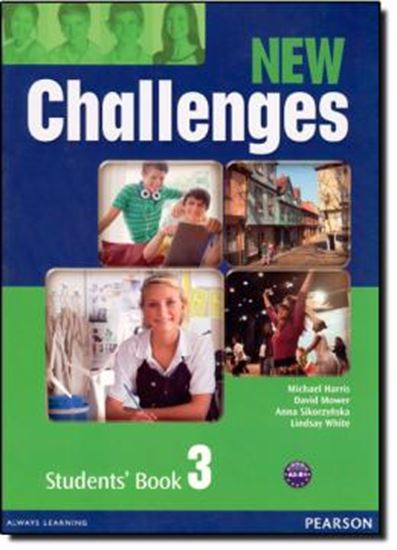 Picture of NEW CHALLENGES 3 STUDENT S BOOK