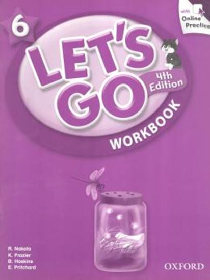 Picture of LETS GO 6 WORKBOOK WITH ONLINE PRACTICE PACK - FOURTH EDITION