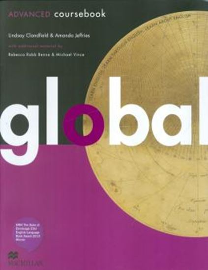 Picture of GLOBAL ADVANCED - STUDENT S BOOK AND E-WORKBOOK