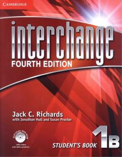 Picture of INTERCHANGE 1 STUDENTS BOOK B - FOURTH EDITION