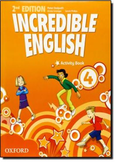 Picture of INCREDIBLE ENGLISH 4 ACTIVITY BOOK - 2 ND ED