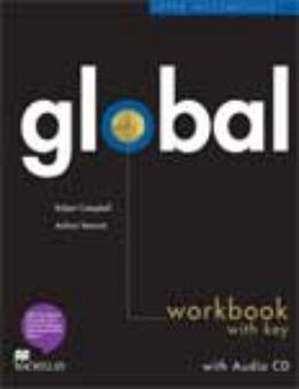 Picture of GLOBAL UPPER INTERMEDIATE WORKBOOK WITH CD KEY