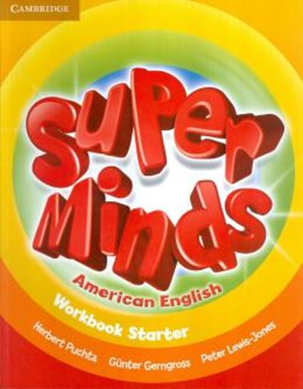 Picture of SUPER MINDS AMERICAN ENGLISH - STARTER WORKBOOK
