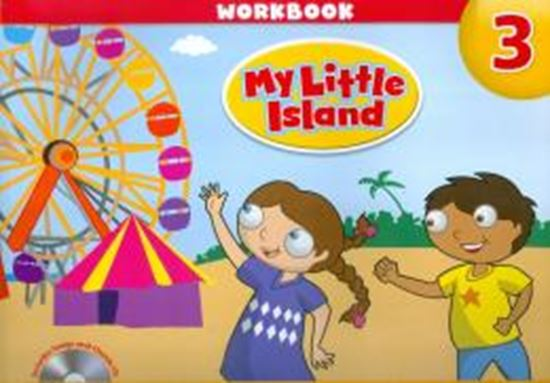 Picture of MY LITTLE ISLAND 3 WORKBOOK WITH AUDIO CD
