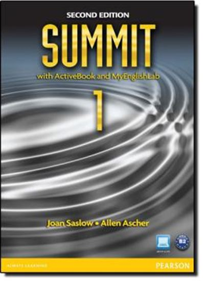 Picture of SUMMIT 1 STUDENT BOOK WITH ACTIVE BOOK & MYENGLISHLAB - SECOND EDITION