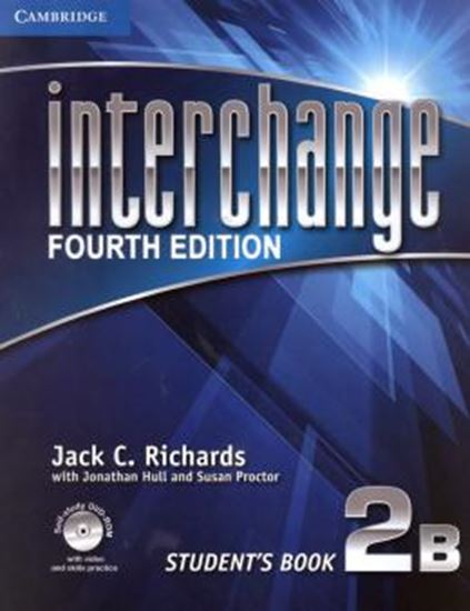 Picture of INTERCHANGE 2 STUDENTS BOOK B WITH SELF-STUDY DVD-ROM - FOURTH EDITION
