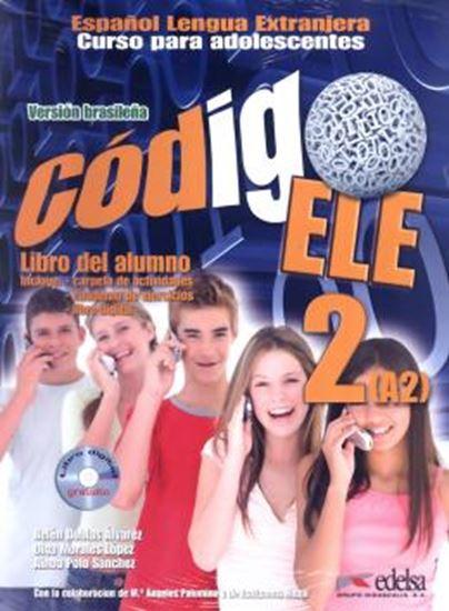 Picture of CODIGO ELE 2 - LIBRO DEL ALUMNO + CUADERNO DE EJERCICIOS + CARPETA DE ACT + LIBRO DIGITALIZADO