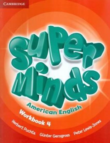 Picture of SUPER MINDS AMERICAN ENGLISH 4 WORKBOOK