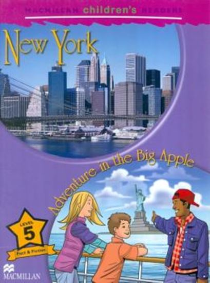 Picture of NEW YORK - MACMILLAN CHILDRENS READERS - 5