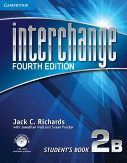 Picture of INTERCHANGE 2 STUDENTS BOOK B WITH DVD ROM ONLINE WORKBOOK - FOURTH EDITION