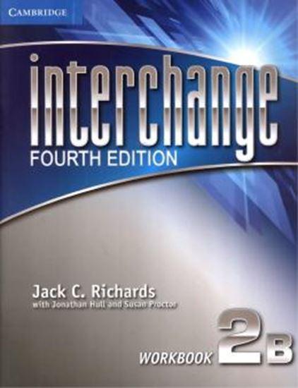 Picture of INTERCHANGE 2 WORKBOOK B - FOURTH EDITION