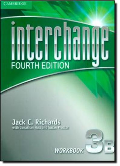 Picture of INTERCHANGE 3 WORKBOOK B - FOURTH EDITION
