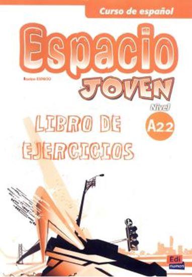 Picture of ESPACIO JOVEN A2.2 EJERCICIOS