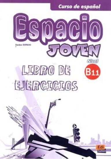 Picture of ESPACIO JOVEN B1.1 EJERCICIOS