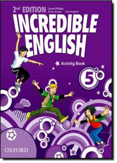 Picture of INCREDIBLE ENGLISH 5 AB - SECOND EDITION