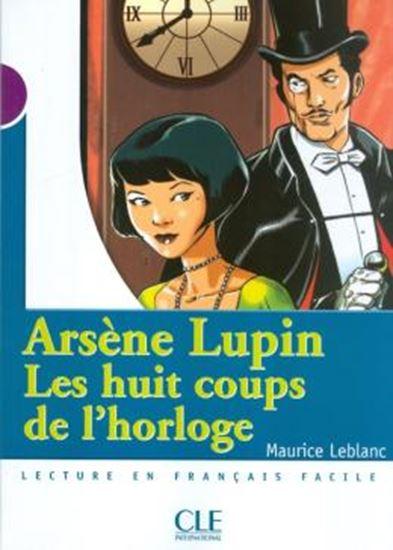 Picture of ARSENE LUPIN - LES HUIT COUPS DE L´HORLOGE - NIVEAU 1