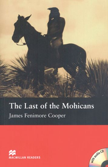 Picture of THE LAST OF THE MOHICANS WITH CD (1)  BEGINNER