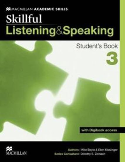 Picture of SKILLFUL LISTENING E SPEAKING SB DB LEVEL 3