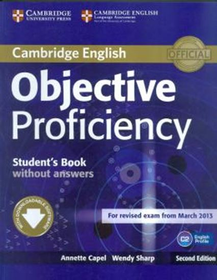 Picture of OBJECTIVE PROFICIENCY STUDENTS BOOK WITHOUT ANSWERS - 2ND ED