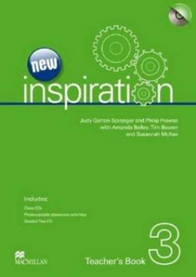 Picture of NEW INSPIRATION LEVEL 3 - TB TEST CD AND AUDIO CD PACK