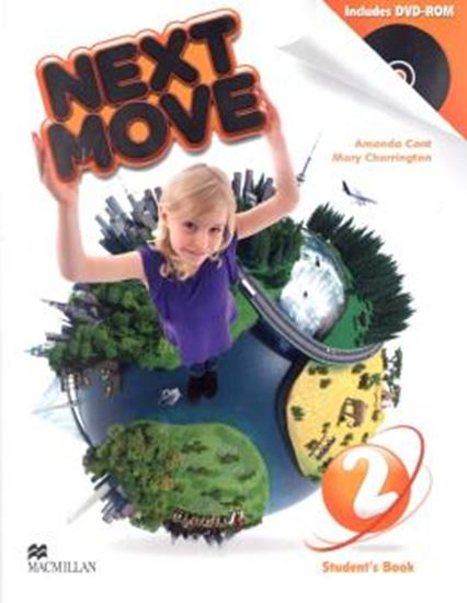Picture of NEXT MOVE 2 STUDENTS BOOK WITH DVD-ROM