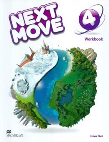 Picture of NEXT MOVE 4 WORKBOOK