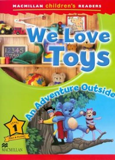 Picture of WE LOVE TOYS - LEVEL 1 - MACMILLAN CHILDREN´S READERS