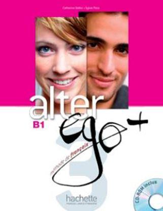 Imagem de ALTER EGO + 3 - LIVRE DE L´ELEVE+ CD
