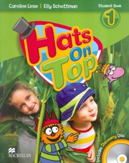 Picture of HATS ON TOP 1 STUDENTS BOOK AND DISCOVERY CD