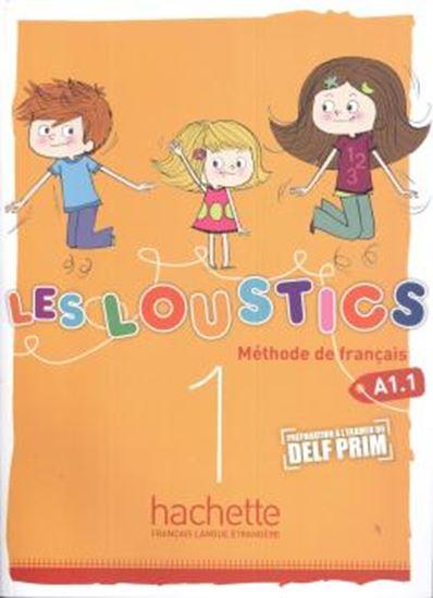Picture of LES LOUSTICS 1 : LIVRE DE L´ELEVE