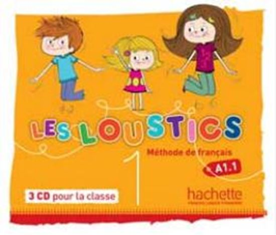 Picture of LES LOUSTICS 1 - CAHIER DACTIVITES + CD AUDIO