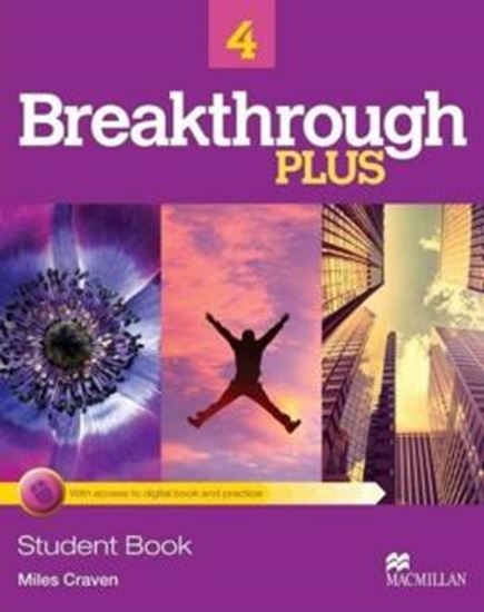 Picture of BREAKTHROUGH PLUS 4 SB WITH DIGIBOOK