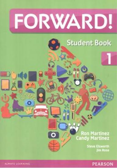 Picture of FORWARD 1 STUDENTS BOOK AND WORKBOOK WITH MULTI-ROM