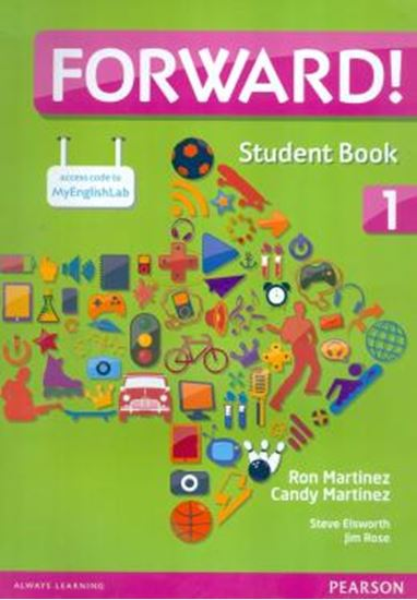 Picture of FORWARD 1 STUDENTS BOOK AND WORKBOOK WITH MULTI-ROM AND MYENGLISHLAB WITH FREE ACCESS TO ETEXT
