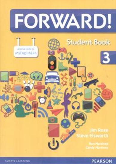 Picture of FORWARD 3 STUDENTS BOOK AND WORKBOOK WITH MULTI-ROM AND MYENGLISHLAB WITH FREE ACCESS TO ETEXT