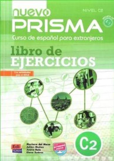 Picture of NUEVO PRISMA C2 LIBRO DE EJERCICIOS + CD