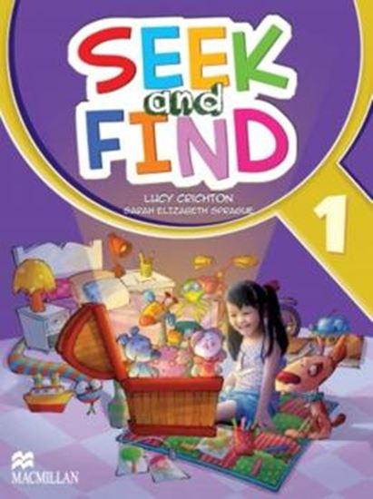 Picture of SEEK AND FIND 1 STUDENTS BOOK WITH MULTI ROM & DIGITAL BOOK