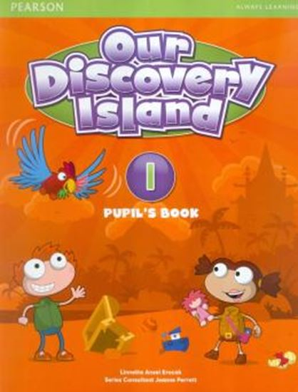 Picture of OUR DISCOVERY ISLAND 1 PUPILS BOOK (WITH PIN CODE)