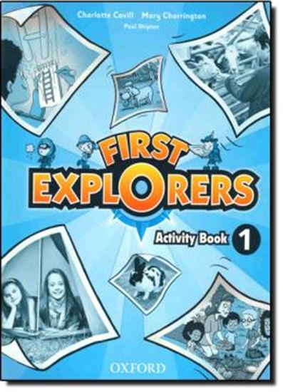 Picture of FIRST EXPLORERS 1 ACTIVITY BOOK