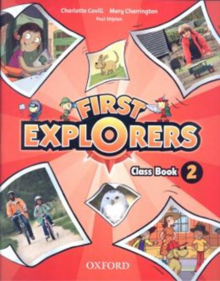 Picture of FIRST EXPLORERS 2 CLASS BOOK