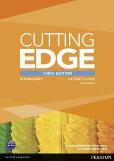 Picture of CUTTING EDGE INTERMEDIATE STUDENTS BOOK (WITH DVD) - 3RD ED