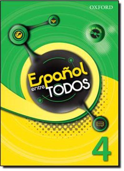 Picture of ESPANOL ENTRE TODOS 4 LIBRO DEL ALUNO CON CD