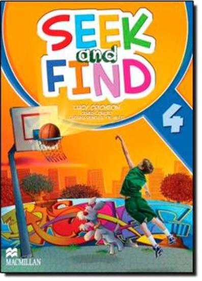 Picture of SEEK AND FIND 4 STUDENTS BOOK WITH MULTI ROM & DIGITAL BOOK
