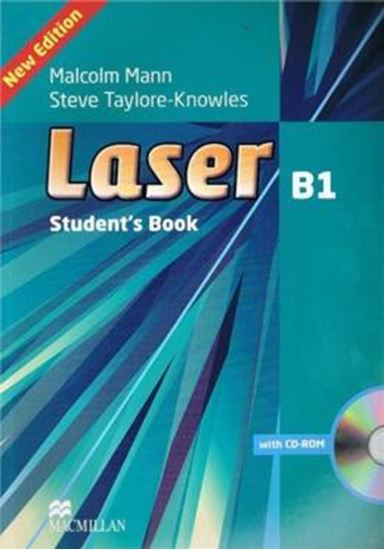 Picture of LASER B1 STUDENTS BOOK WITH CD-ROM - 3RD ED