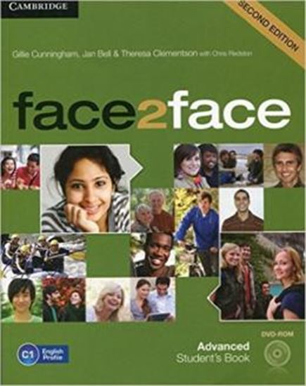 Picture of FACE2FACE ADVANCED 2ED STUDENTS BOOK WITH DVD-ROM