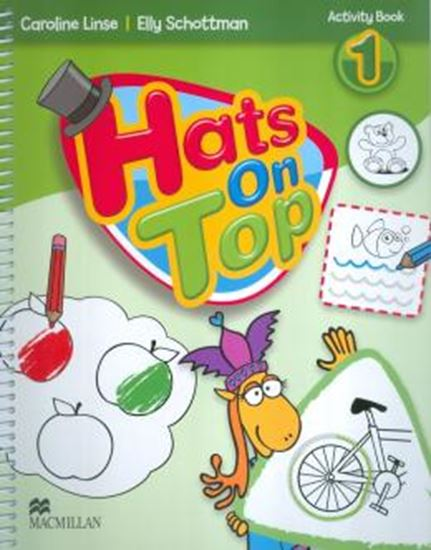 Picture of HATS ON TOP 1 ACTIVITY BOOK