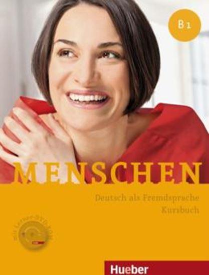 Picture of MENSCHEN B1 - KURSBUCH MIT DVD ROM